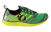 PEARL iZUMi Men&#039;s EM Tri N2 fairway/lime